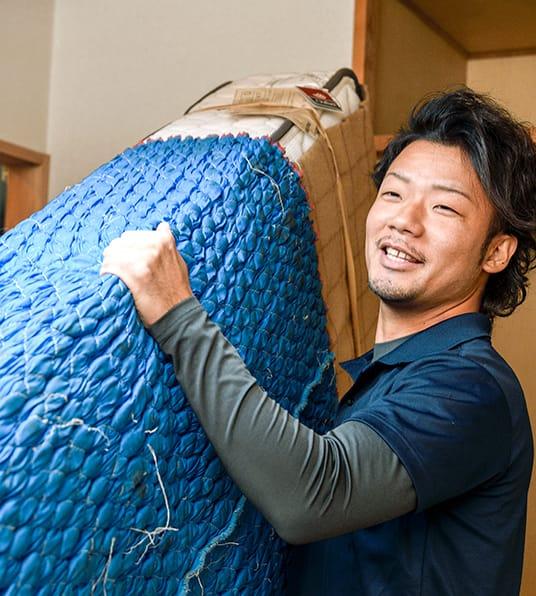 代表取締役 石田 毅の写真