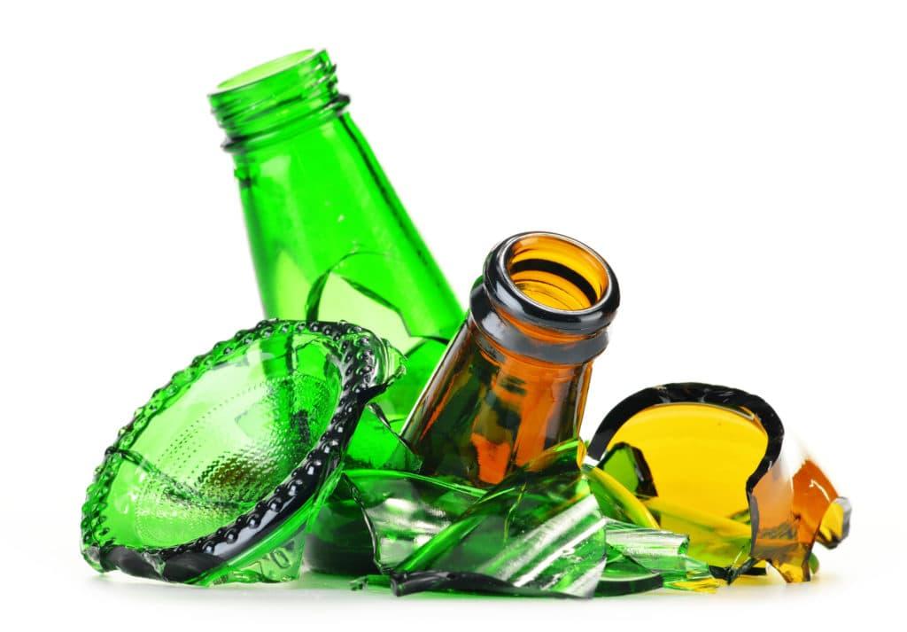 色も形も違うガラス瓶がリサイクルに適している理由
